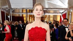 Rosamund Pike Is A Vision In