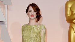 Emma Stone's Oscar Dress Is