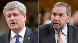 Harper Calls NDP Criticisms Of Anti-Terror Bill