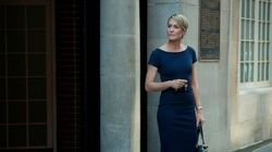 How To Get Claire Underwood's Style Without Becoming