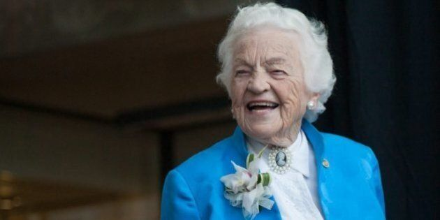 Hazel McCallion's Retirement Doesn't Last, Takes New Job At
