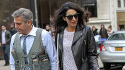 This Is What Amal Clooney Wears To Walk The