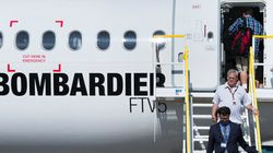 Bombardier Gets Big Bailout From