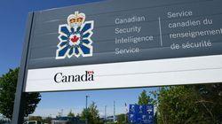 CSIS Left In Dark On Terror Tracking, Feds