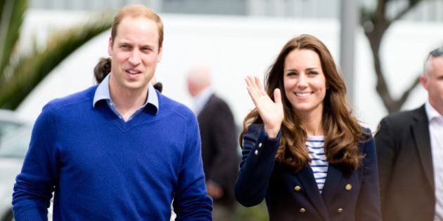 Is Kate Middleton's Due Date April
