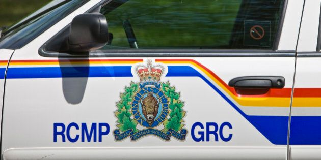 RCMP Cruisers Rammed In Surrey, B.C. By Stolen