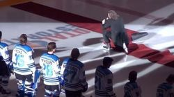 Anthem Singer's Fall Is Lesson In