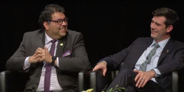 Alberta Budget 2015: Calgary, Edmonton Mayors Cautiously
