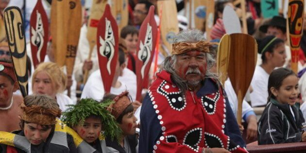 Heiltsuk Nation In Bella Bella, B.C. Draws Up Its Own Deal With