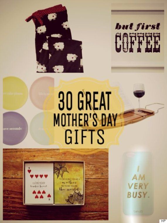 Mother's Day Gift Ideas For Every Type Of
