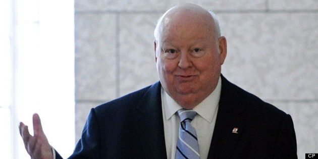 Mike Duffy, Dean Del Mastro And Other Political Figures Go To Court In
