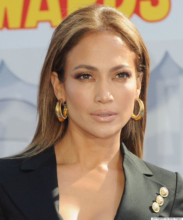 Jennifer Lopez's MTV Movie Awards Outfit Is The Epitome Of