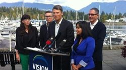 Vancouver Mayor Focuses On Pipelines For Re-Election
