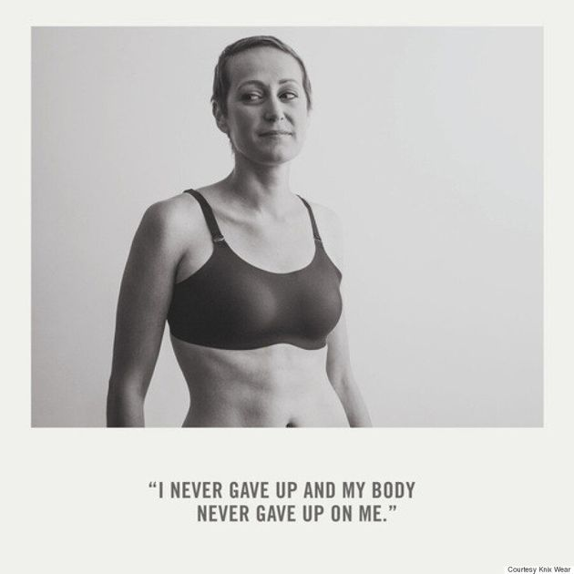 Knix Wear's 'Every Body Has A Story' Campaign Encourages Women To Love Every Freckle, Curve And