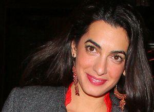 Amal Alamuddin George Clooney Wedding | HuffPost Canada
