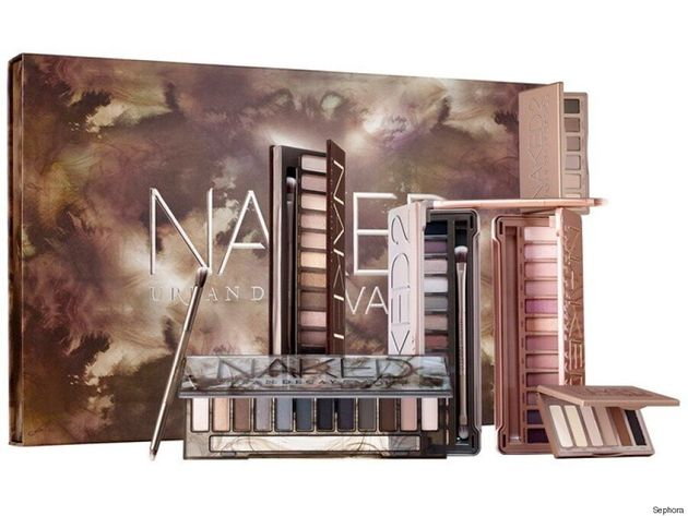 Urban Decay Launches Naked Vault Volume