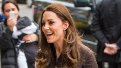 Kate Middleton's Fashion Risk Pays