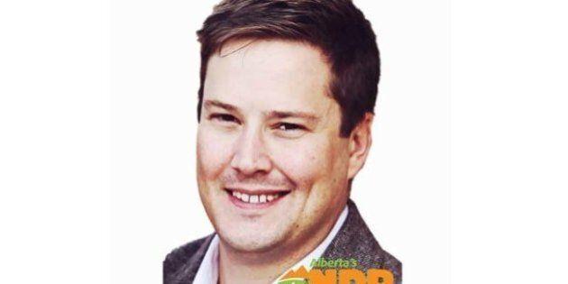 Jason Soklofske, Alberta NDP Candidate, Charged With