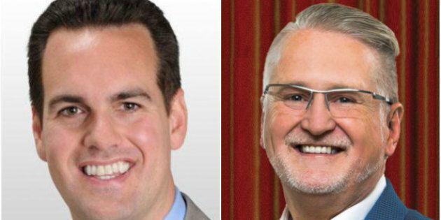 Trent Fraser, Conservative Candidate in Regina Lewvan, Asks For Judicial
