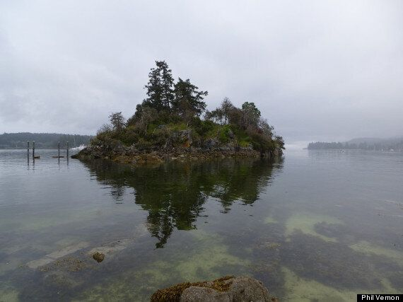 Grace Islet, B.C. First Nations Burial Site, To Be Purchased By