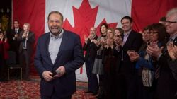 Mulcair Gives Example Of Where NDP Fell Short In