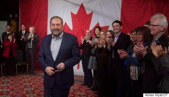 Thomas Mulcair: Debate Preparation Was One Way NDP Fell Short In