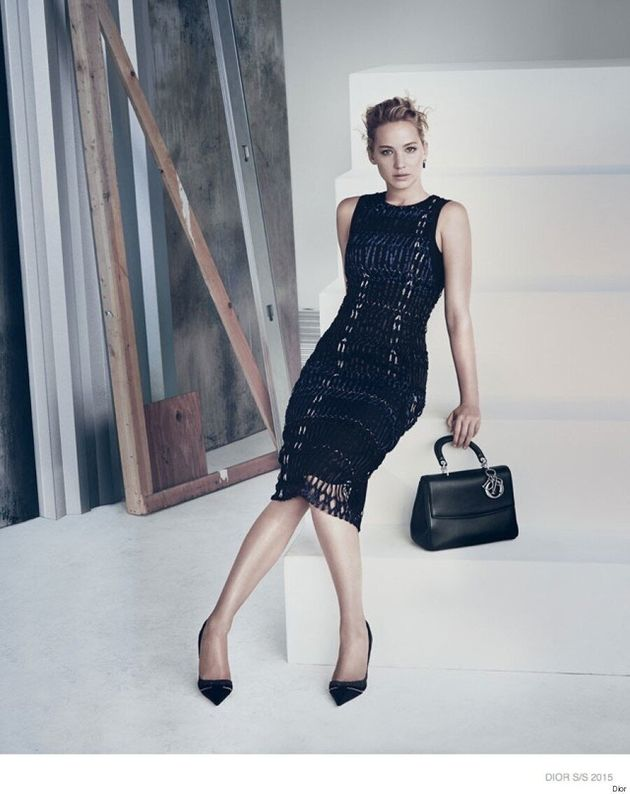 Jennifer Lawrence's New Dior Ads Remind Us Why She's A Style