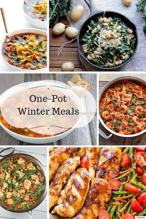 One-Pot Recipes: 20 Meals Perfect For Winter