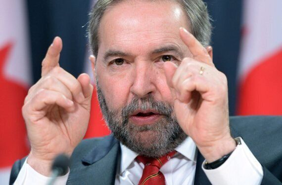 Thomas Mulcair Vows To Stay NDP Leader, Despite Calls For