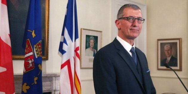 N.L. Premier Paul Davis To Slash 10 Seats Before Fall