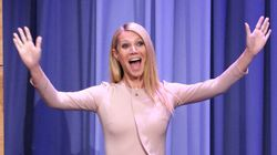 Gwyneth Paltrow Makes Rare Fashion Faux