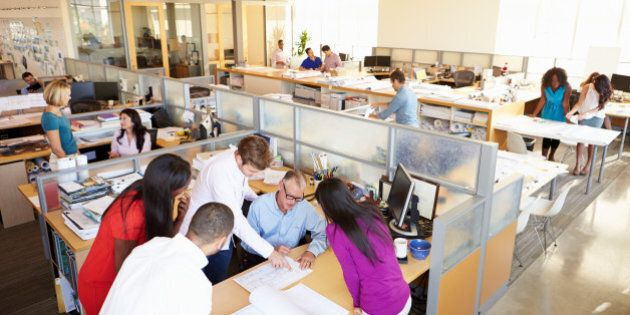 Are Open Office Environments Hurting