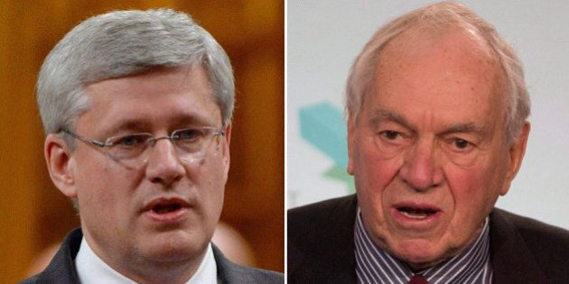 Ed Broadbent Says Canada Became More Unequal Under Stephen