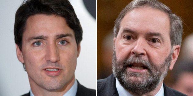NDP: Liberals' Use Of Parliamentary Premises Merits Probe,