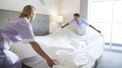 A Nicer Hotel Room Isn't Necessarily A Cleaner Hotel