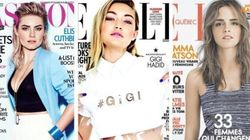 Canada's 2015 Fashion Covers Were In Colour - But Still Really