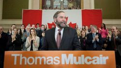 Mulcair: Trudeau Not Up For Job Of Prime