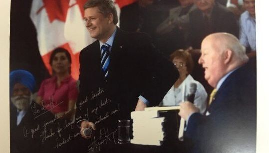 Photo Of Harper, Duffy In Happier Times Surfaces At
