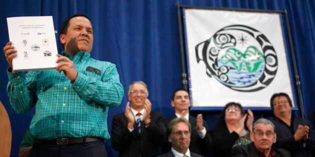 Vancouver Island First Nations Reach Treaty Agreement For Lands And
