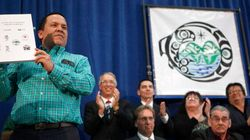 Vancouver Island First Nations Reach Treaty
