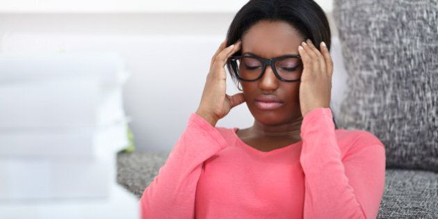 Stress Is Wreaking Havoc on Women and Their