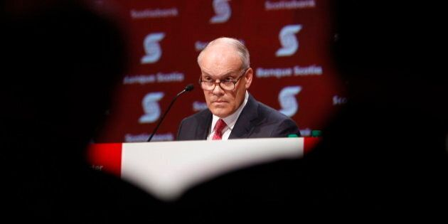 Scotiabank CEO Brian Porter: Time For Canada To Come Together And Build