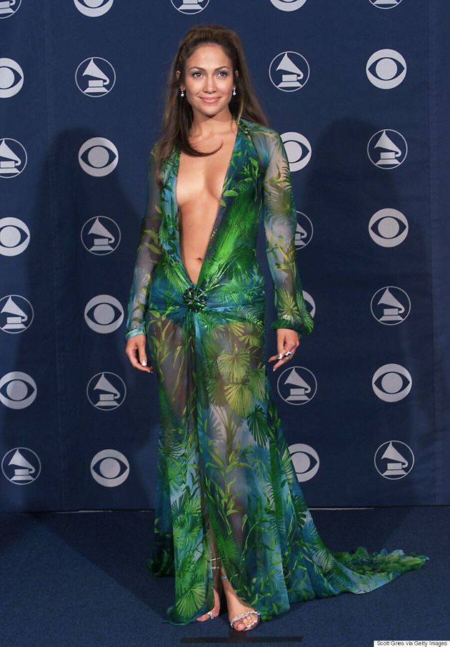 Jennifer Lopez's Grammys Dress Is The Reason Google Image Search