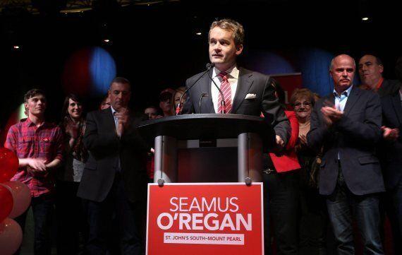 Seamus O'Regan Returning To Work After Seeking Treatment For Alcohol