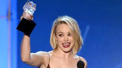 Rachel McAdams Wins Big, Thanks Toronto's 'Amazing Local