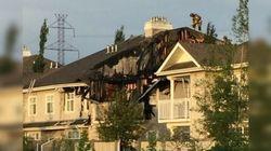Fort Mac Family Flees Blaze Again After Edmonton Condo