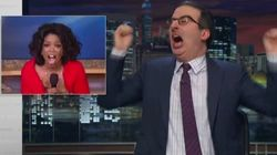 John Oliver Goes Full Oprah, Forgives Millions In Medical