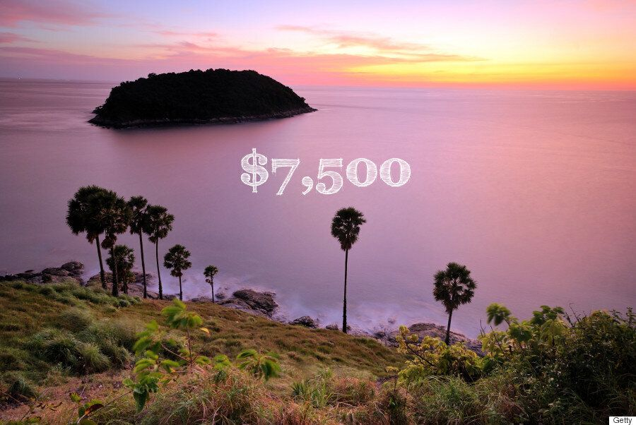 Honeymoon Ideas: What You Can Get For $250 To