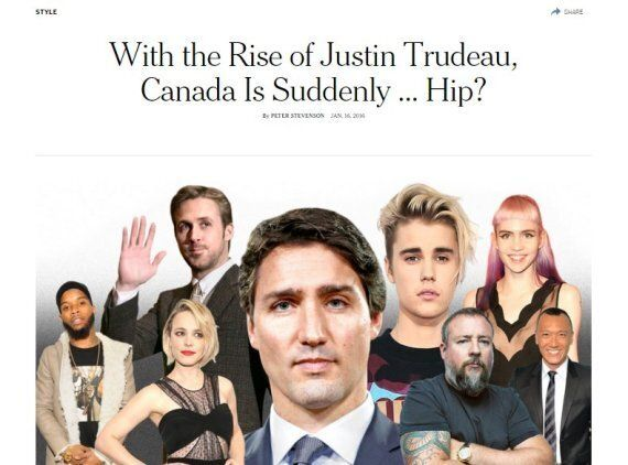 The New York Times Wants To Know How Canada Became So