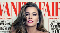 Sofia Vergara Goes Old Hollywood Glam For Vanity
